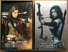 Hot Toys 1/6 Blade Trinity Abigail Whistler Limited Edition MMS183  Jessica Biel