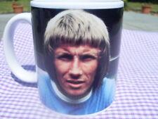 Colin Bell Mancahester City Cult Hero tribute mug 11oz original (brand new)