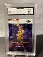 2003 Topps Finest Kobe Bryant #47 GMA Graded Gem Mint 10 Pop 1 PSA BGS SGC