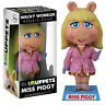 Wacky Wobbler The Muppets Miss Piggy figure Funko 026268