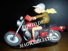 Figurine Joe Bar Team YAMAHA 5.35 VIRAGO custom motor femme pilote sexy bd Eva