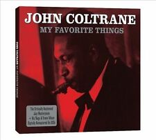 My Favorite Things by John Coltrane (CD, Feb-2012, 2 Discs, Not Now Music)