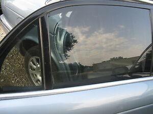 2004-2005 JAGUAR XJ8 RIGHT REAR GLASS WINDOW