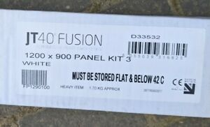 3 X Just Trays Fusion square / rectangle panel kit 3 1200mm Product Code:D33532