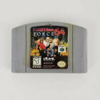 Fighting Force Nintendo 64 N64 Original OEM Authentic Game