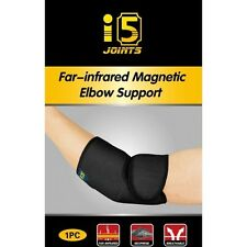 i5joints FAR INFRARED ELBOW SUPPORT / tennis elbow brace / golfer elbow brace