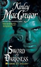 Sword of Darkness (Lords of Avalon, Book 1), MacGregor, Kinley, 0060565446, Book