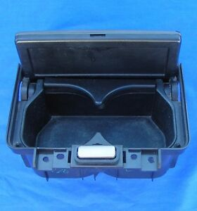 2003-04 INFINITI G35 COUPE CONSOLE CUP HOLDER ASSEMBLY