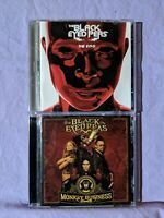 The Black Eyed Peas CD Lot of 2 (Monkey Business (2005) and The E*N*D (2009))