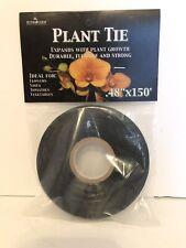 Hydrofarm Plant Ties For Flowers,Vines,Tomatoes .48�X 150�