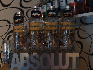 Absolut Vodka Karnival incl Tag - limited Edition - 1 Liter 1000ml - Wodka - Neu