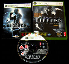 THE CHRONICLES OF RIDDICK ASSAULT OF DARK ATHENA XBOX 360 Italiano •••• COMPLETO