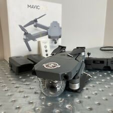 DJI Mavic Pro Quadcopter w/ Remote Controller, ND Filter Kit + 2 Extra Batteries