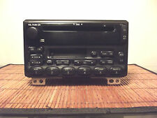 2002 Ford Mustang AM FM Radio CD Cassette Player Factory OEM 01 02 03 04