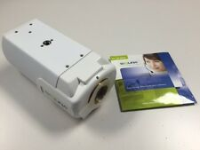 "Siqura BC20 IP Box Camera, 1/4"" progressive scan CCD, VGA imager"