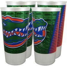 Florida Gators 24 oz. Souvenir Cups (4 per set)