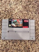 Street Fighter II: The World Warrior (Super Nintendo Entertainment System, 1992)
