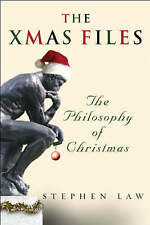 Very Good, The Xmas Files: The Philosophy of Christmas, Law, Stephen, Book
