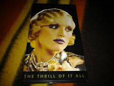 The Thrill of It All Roxy Music Bryan Ferry (4) CD Box Import