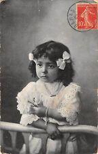 C0374 Enfants Jeunne Fille girl child