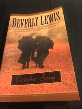 Beverly Lewis October Song