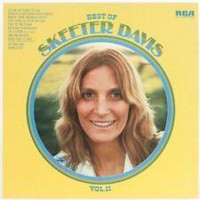 "SKEETER DAVIES BEST OF VINYL 12"" LP"