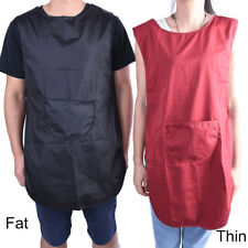Salon Hairdressing Hair Cutting Apron Front-Back Cape for Barber Hairstylist SE