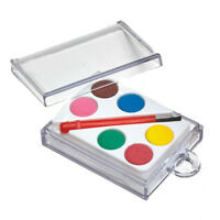 Pack of 8 Mini Paint Sets - Children's Party Favor Loot Bag Fillers - 9902055_8