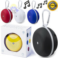 FM Radio SPEAKER Cassa ALTOPARLANTE Bluetooth VIVAVOCE jack MINI SD Portatile