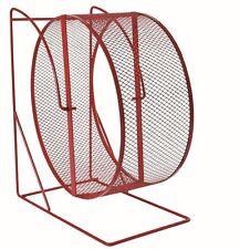 Trixie Metal Syrian Hamster Gerbil Degu Rat Free Standing Cage Wheel - 2 Sizes