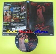DVD film DIRTY DANCING BALLI PROIBITI patrick swayze jennifer grey 2002 no (D1)