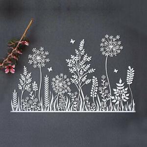 Metal Flower Cutting Dies Stencil DIY Scrapbooking Embossing Paper Cards Craft