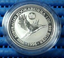 1996 Australia Kookaburra Silver Coin European Country Privy Mark Series Germany