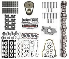 02 - 06 Gmc Chevrolet 4.8 5.3 Cam, Lifters, Gaskets, Bolts, Chain, Trays, Pump