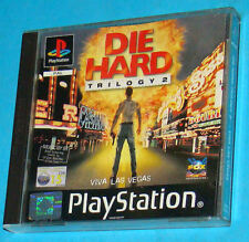 Die Hard Trilogy 2 - Sony Playstation - PS1 PSX - PAL
