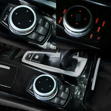 Multi-Media Control Knob Trim Cover  For BMW 1 2 3 4 5 6 7 X1 X3 X4 X5 X6 IDRIVE
