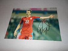 Vladimír Darida Tschechien Hertha BSC Berlin signed Autogramm auf 20x28 Foto
