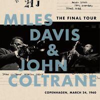 Miles Davis & John Coltrane - The Final Tour: Copenhagen 24/03/60 (NEW VINYL LP)