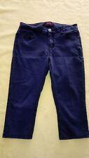 Joyous size 6 black cropped women's jeans  (40)