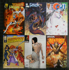 LOT OF 50 SEXY LURID COVERS T+A GALORE!!! MANY DIFF. PUBLISHERS VF/NM AVG..HOT