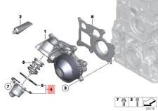 Genuine BMW E70N Engine Cooling Waterpump Thermostat Housing OEM 11518516206