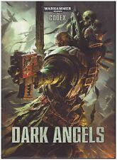 GW Warhammer 40K Codex Dark Angels (6th Edition) Hard Cover!