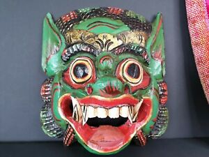 Old Balinese Dance Mask …beautiful collection and display piece