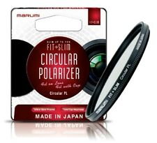 Marumi 82mm Fit Plus Slim Circular Polarizer Filter FTS82CIR,London