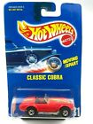 Hot Wheels Classic Cobra Red Moving Part 31