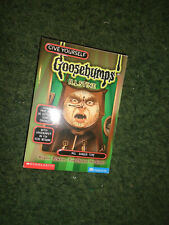 Give Yourself Goosebumps -R.L. Stine book-#41 Danger Time