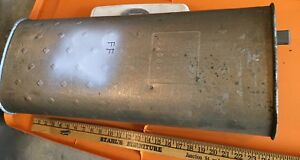 Studebaker, and other, muffler, Midas M2H, 2 1/4 inch tubes.    Item: 9046