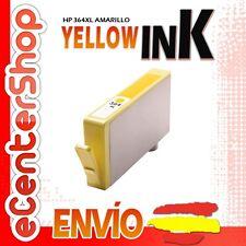 Cartucho Tinta Amarilla NON-OEM HP 364XL - Photosmart 5510 e-All-in-One