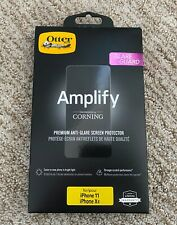 Otter Box Iphone 11 Amplify Corningware Glare Gaurd Screen Protector Brand New