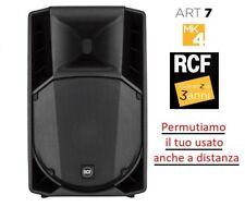 """RCF Art 715A mk4 Cassa amplificata attiva professionale 15"""" 1400W"""